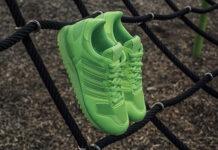 adidas ZX 700 Neon Green