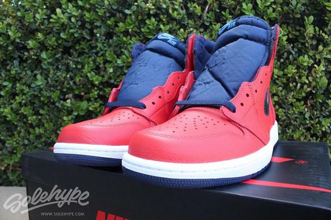 Air Jordan 1 David Letterman Early
