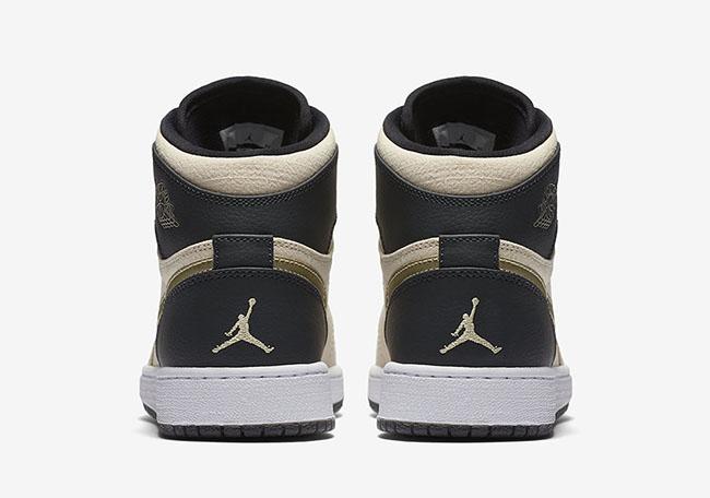 Air Jordan 1 GS Heiress Sail Baroque Brown