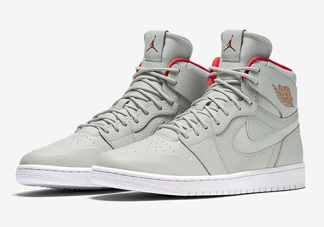 Air Jordan 1 High Nouveau Pure Platinum