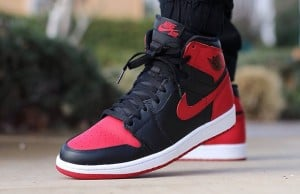 Air Jordan 1 Retro High Bred 2016 Labor Day