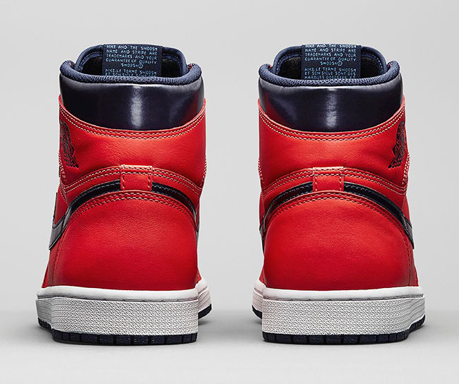 Air Jordan 1 Retro OG David Letterman