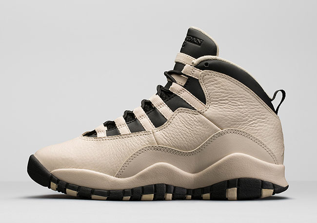 Air Jordan 10 Heiress Pearl May 2016