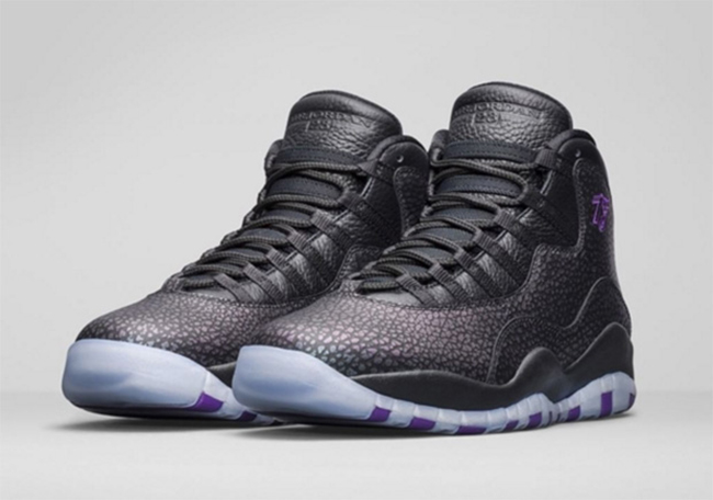 Air Jordan 10 Paris Release