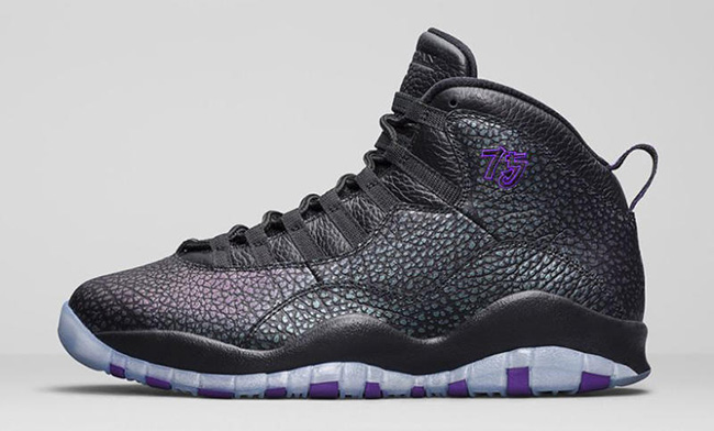 Air Jordan 10 Retro Paris Release Date