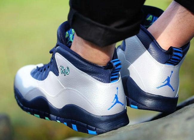 Air Jordan 10 Rio Release