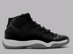 Air Jordan 11 GS Night Maroon