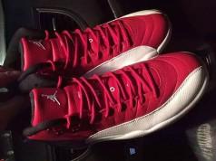 Air Jordan 12 Gym Red 130690-600