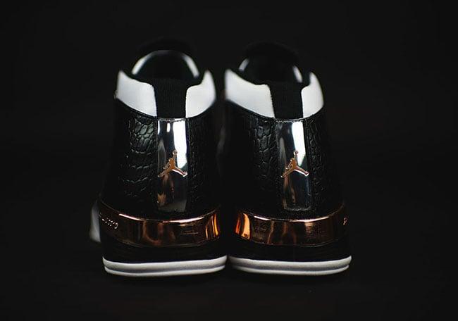 Air Jordan 17 Metallic Copper Retro