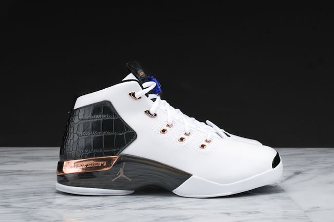 Air Jordan 17 XVII Copper Retro 2016