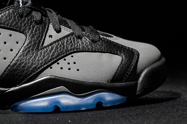 Air Jordan 6 Retro Cool Grey Black