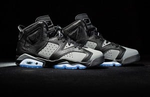 Air Jordan 6 Retro Cool Grey Black