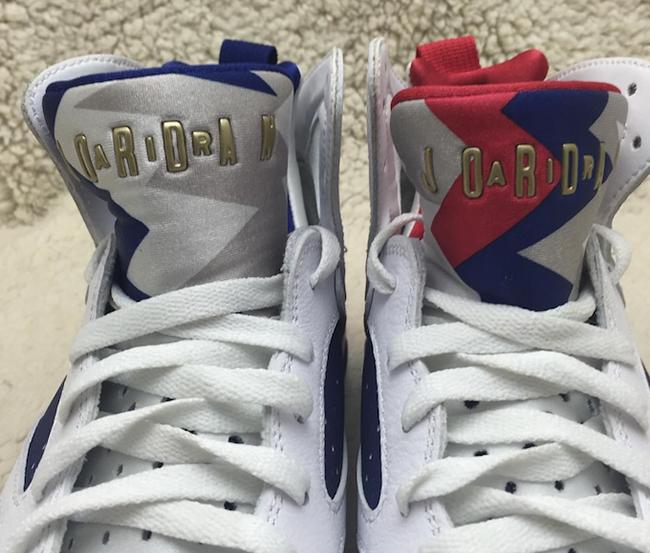 Air Jordan 7 Olympic Alternate 2016