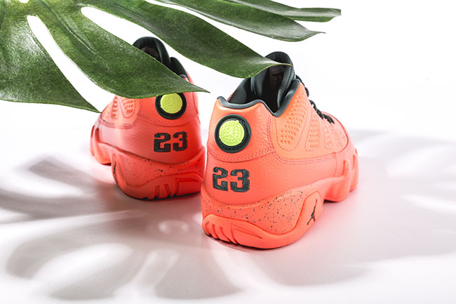 Air Jordan 9 Low Bright Mango Release Date