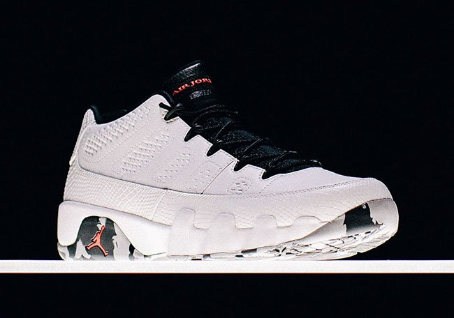 Air Jordan 9 Low Jordan Brand Classic 2016