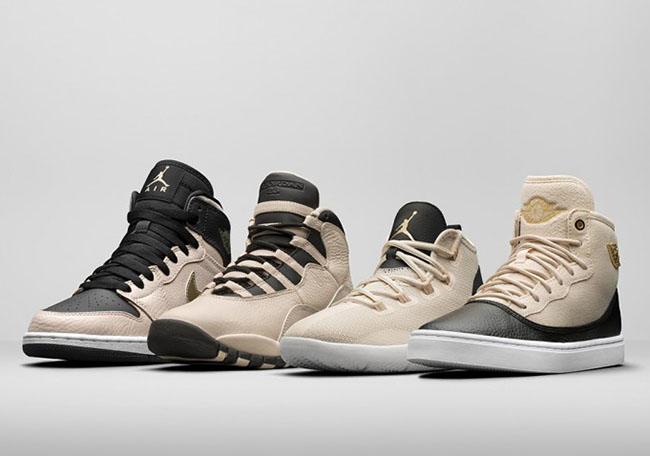 Air Jordan Heiress Collection