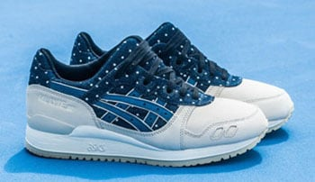 Asics Gel Lyte III Japanese Denim