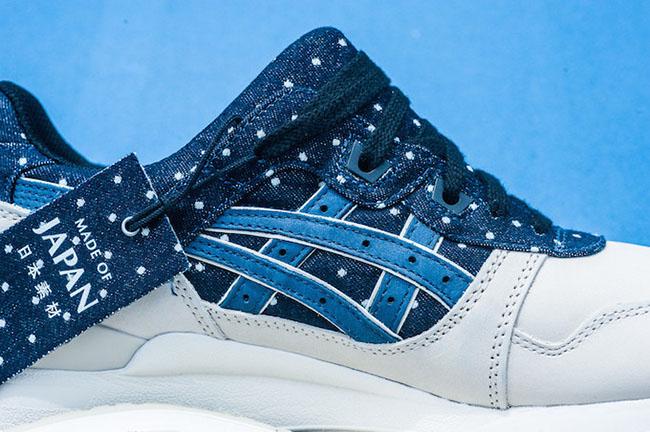 Asics Gel Lyte III Japanese Textile