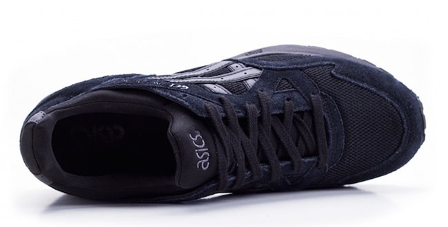 Asics Gel Lyte V Black vs White Pack