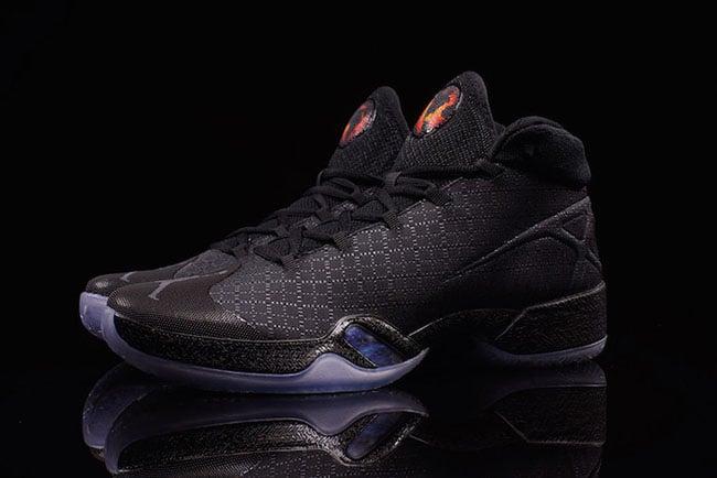 Black Air Jordan XXX Cat