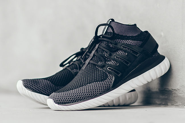 good adidas Tubular Nova Primeknit Black Grey Available Now ... 061f957e1