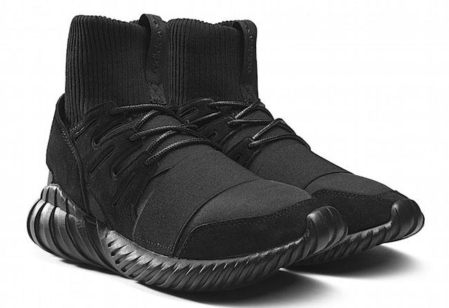 Black Tonal adidas Tubular Doom