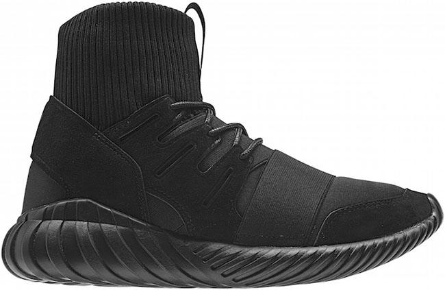 Triple Black Vibes On The Cheap Adidas Tubular Nova Primeknit Kicks On Fire