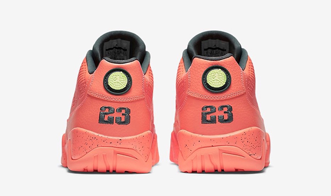 Bright Mango Air Jordan 9 Low