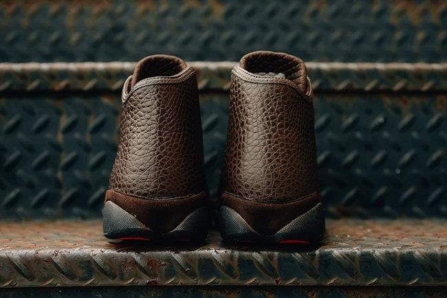Brown Croc Jordan Horizon