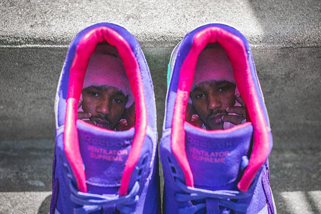 Camron Purple Haze Reebok Ventilator