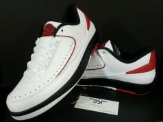 Chicago Air Jordan 2 Retro Low 2016