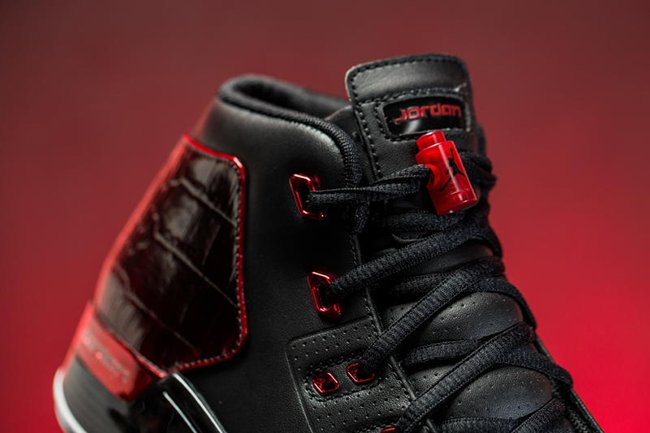 Chicago Bulls Air Jordan 17 Retro