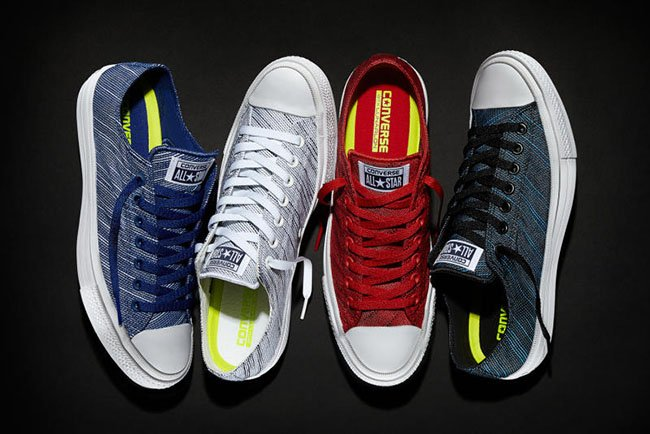 Converse Chuck Taylor 2 Knit Collection