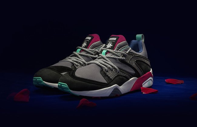 Crossover Puma Blaze of Glory Rose