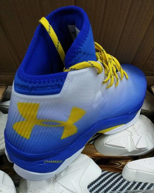 Curry 2.5 Colors