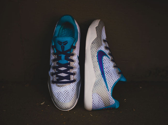Draft Day Nike Kobe 11 EM Hornets