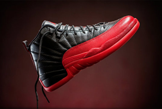 Flu Game Air Jordan 12 Bred 2016