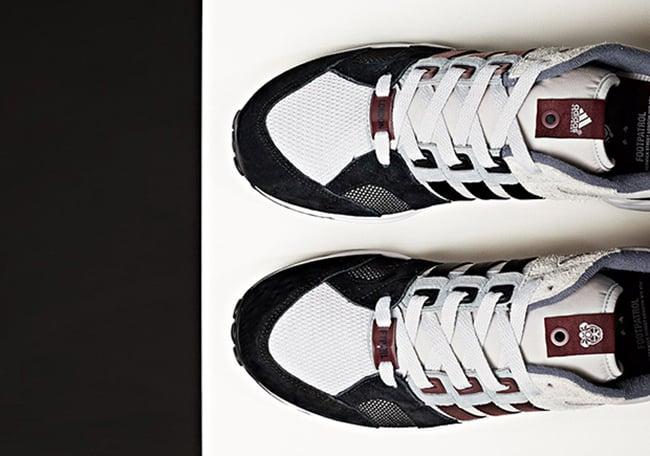 Footpatrol adidas EQT Cushion 93 Consortium Tour