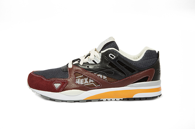 Garbstore Reebok Ventilator 2.0 Pack Brown
