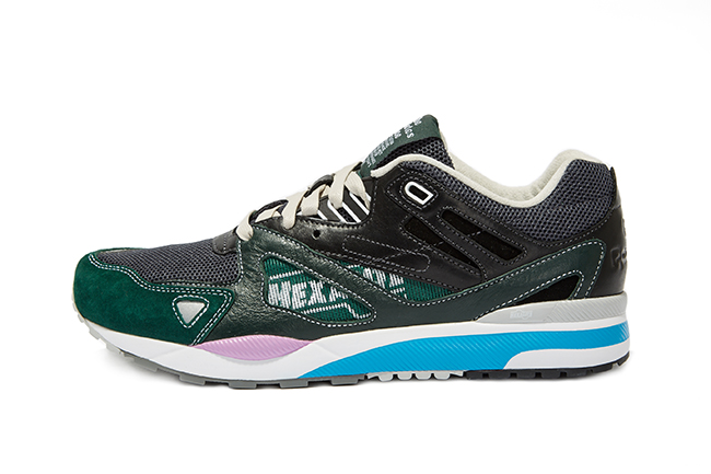 Garbstore Reebok Ventilator 2.0 Pack Green