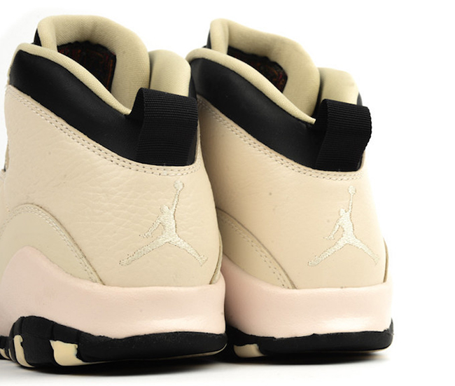 Heiress Air Jordan 10 GS PRM Pearl