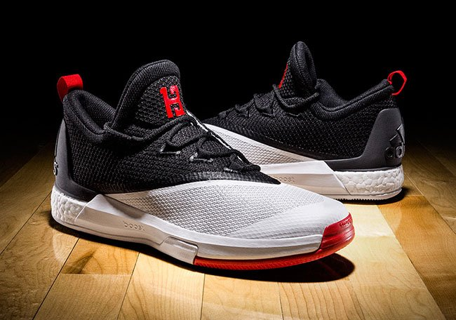 691e815a92f0 James Harden adidas Crazylight Boost 2.5 Home