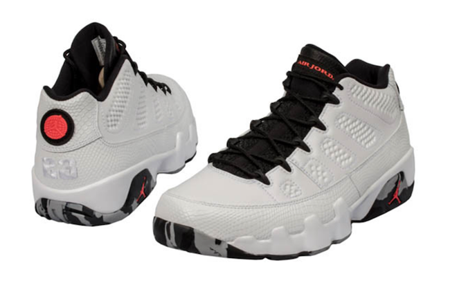 JBC Air Jordan 9 Low Jordan Brand Classic