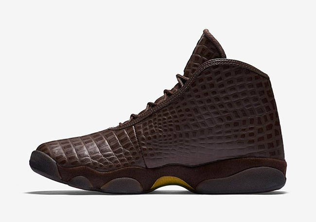 Jordan Horizon PRM Brown Croc