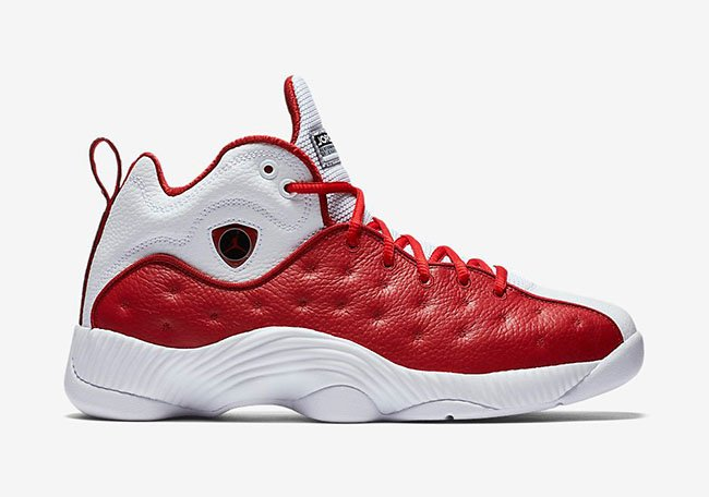 Jordan Jumpman Team 2 Red White Chicago Home