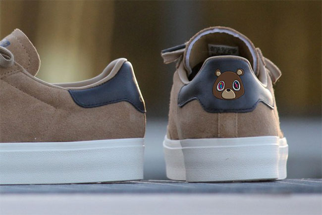 premium selection 02658 41bee low-cost Kanye Wests First adidas Collaboration Came in 2006