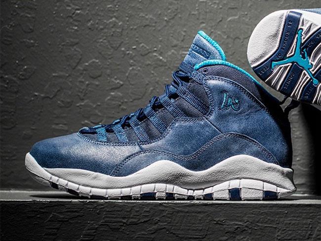 wholesale dealer fbb67 c0480 Air Jordan 10 Los Angeles LA City Pack 2016 | SneakerFiles