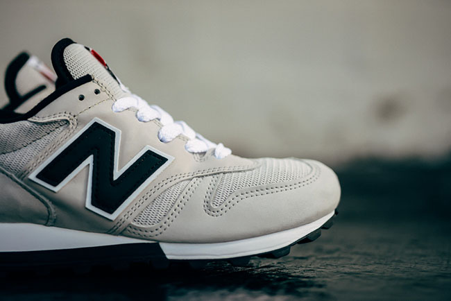 New Balance 1300 Beige Black White