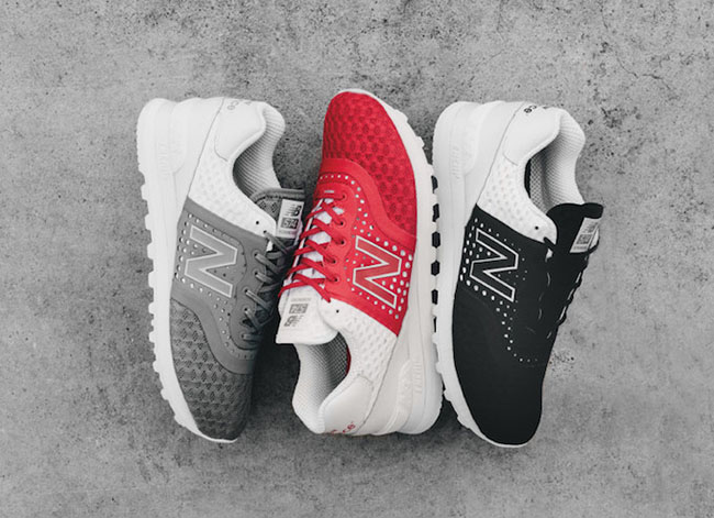 New Balance 574 Re-Engineered Breathe Pack
