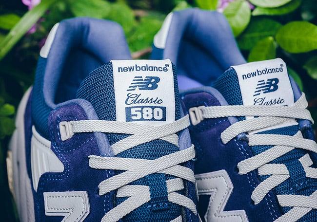 New Balance MT580 Blue Suede